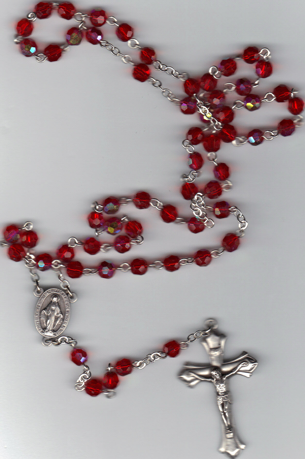 Image for Birthstone July Rosary