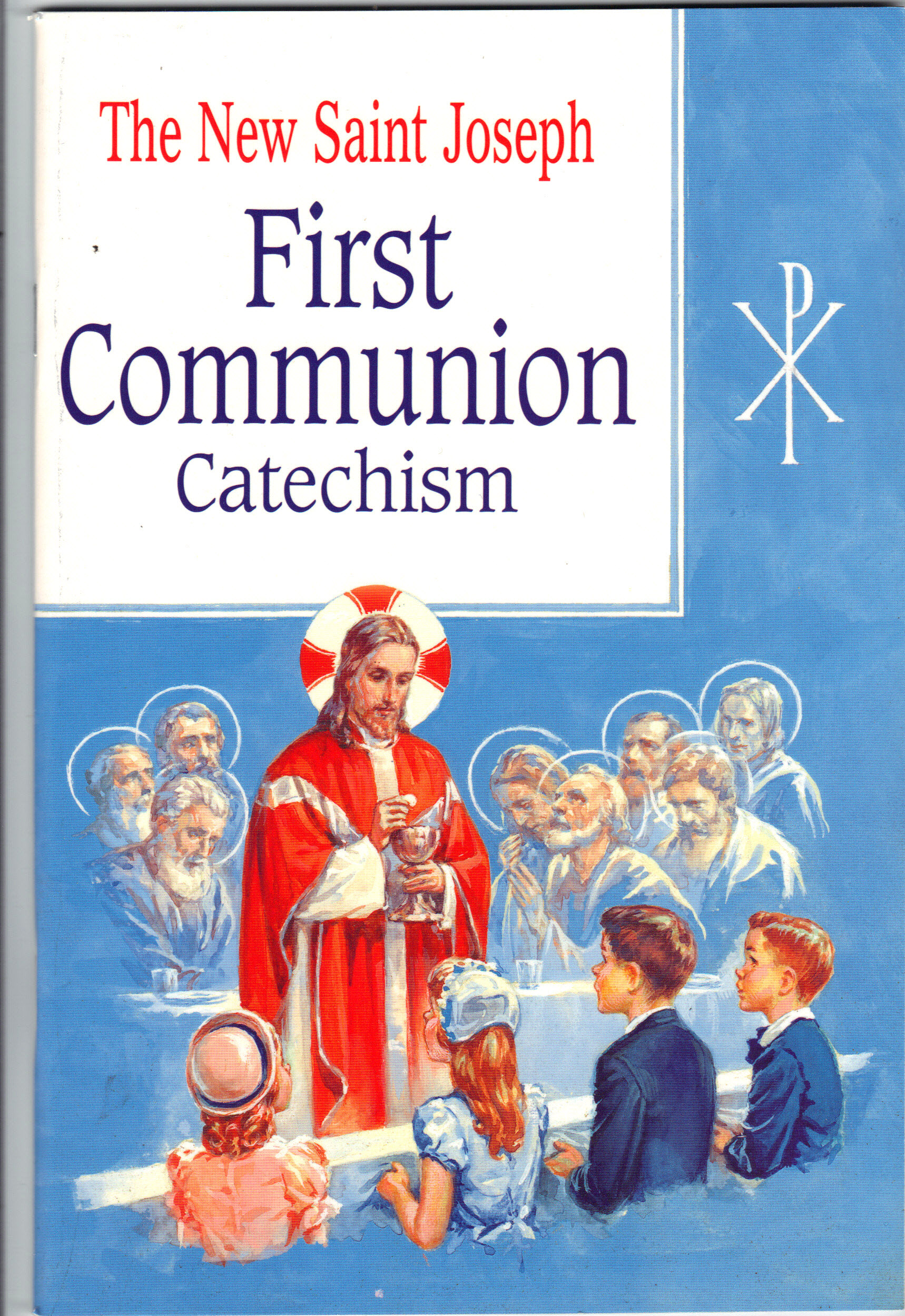 Image for The New Saint Joseph First communion Catechism
