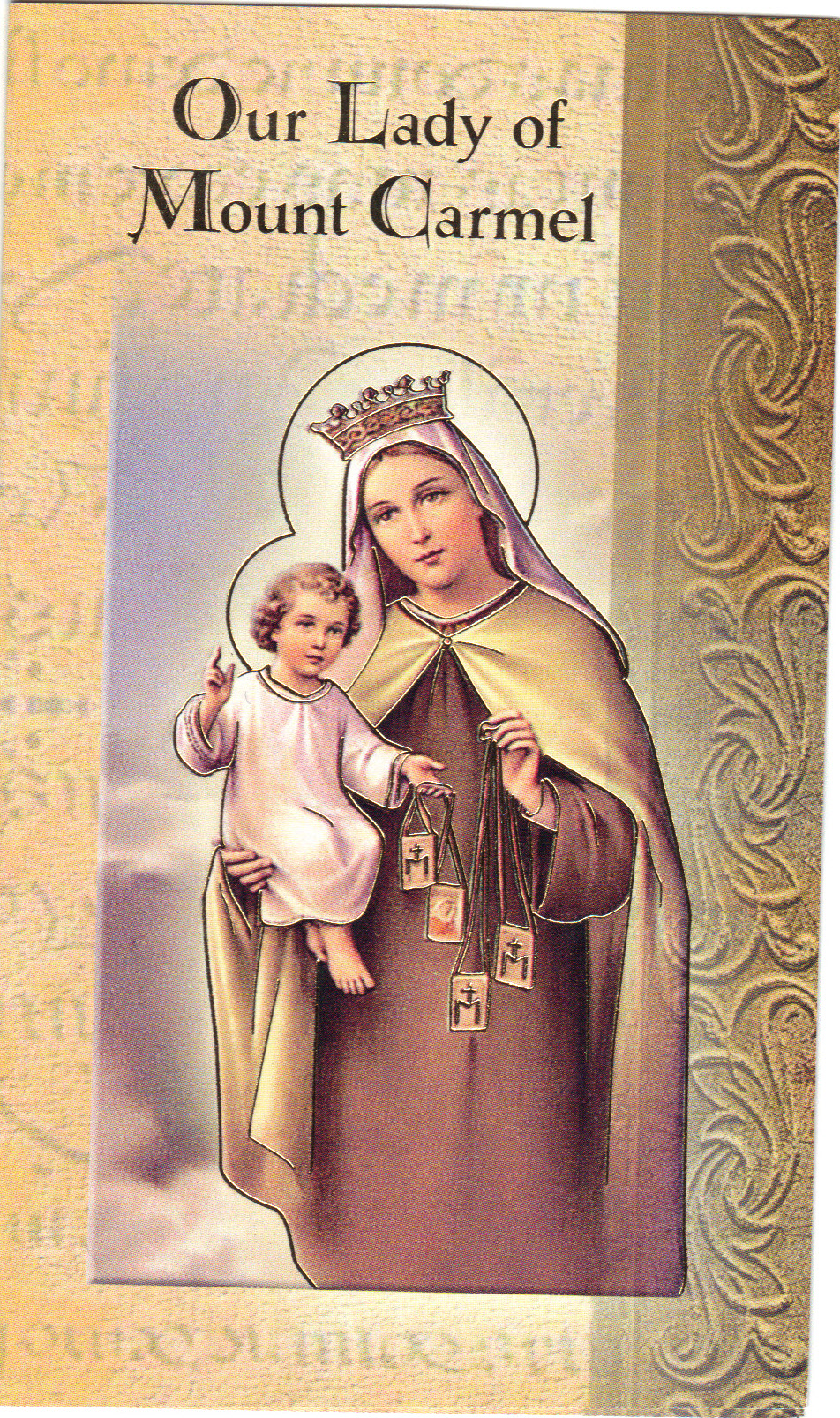 Image for Our Lady of Mount Carmel