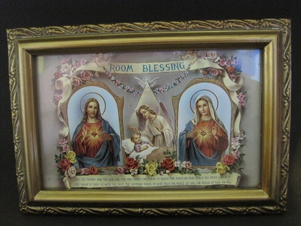 Image for Baby Room Blessing Framed Picture