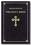 Image for Hard Cover Douay-Rheims Bible
