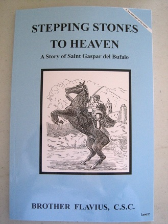 Image for Stepping Stones to Heaven - A Story of Saint Gaspar del Bufalo