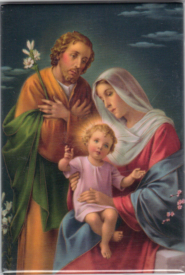 Image for Holy family-Magnetic