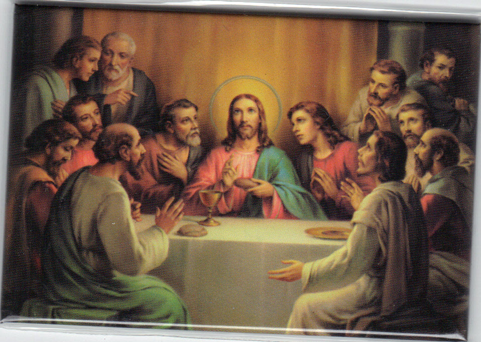 Image for Last supper Magnetic