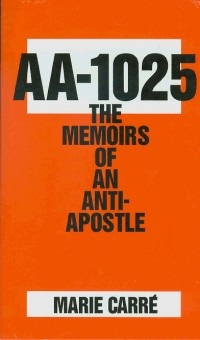 Image for AA-1025 The Memoirs of An Anti-Apostle