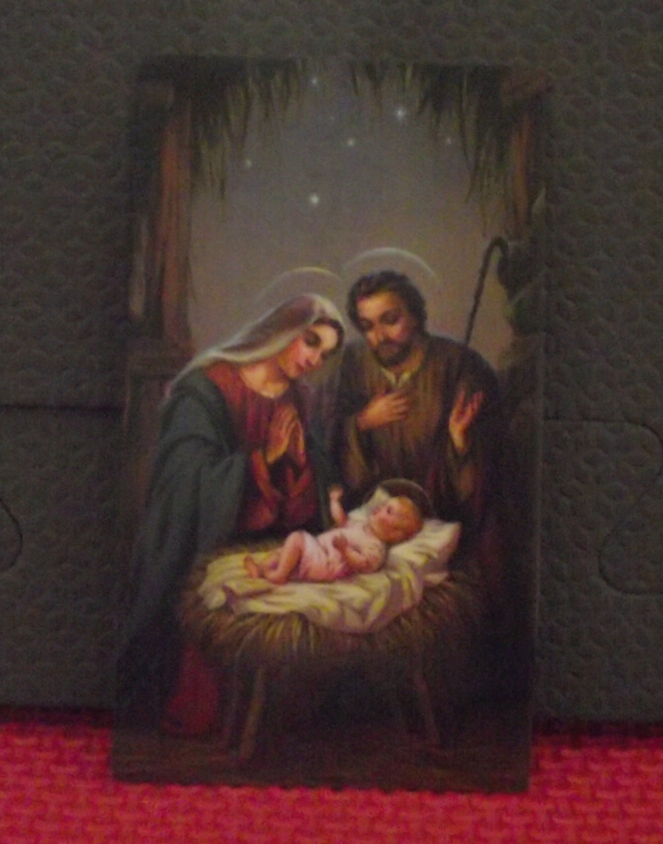 Image for Holy Cards- Christmas 10count