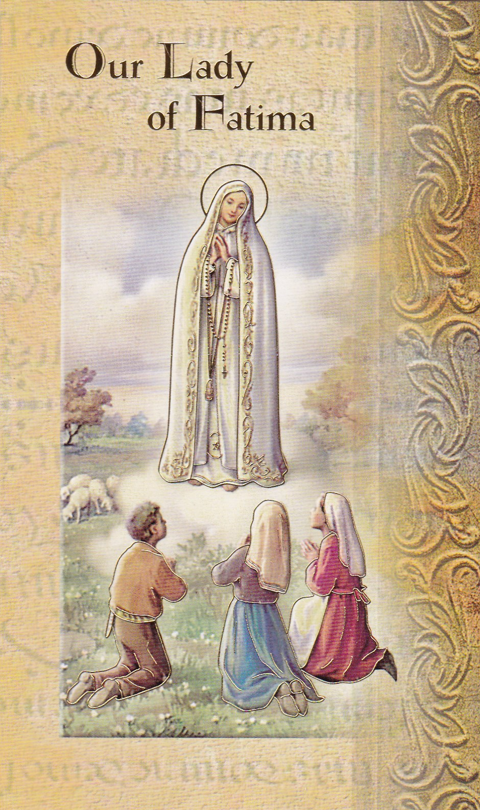 Image for Our Lady of Fatima