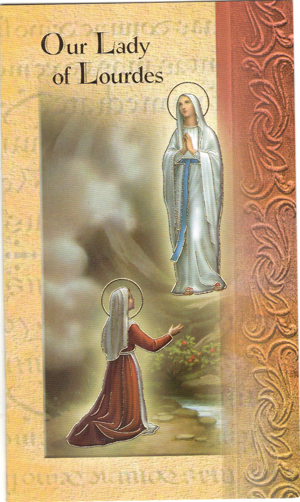 Image for Our Lady of Lourdes