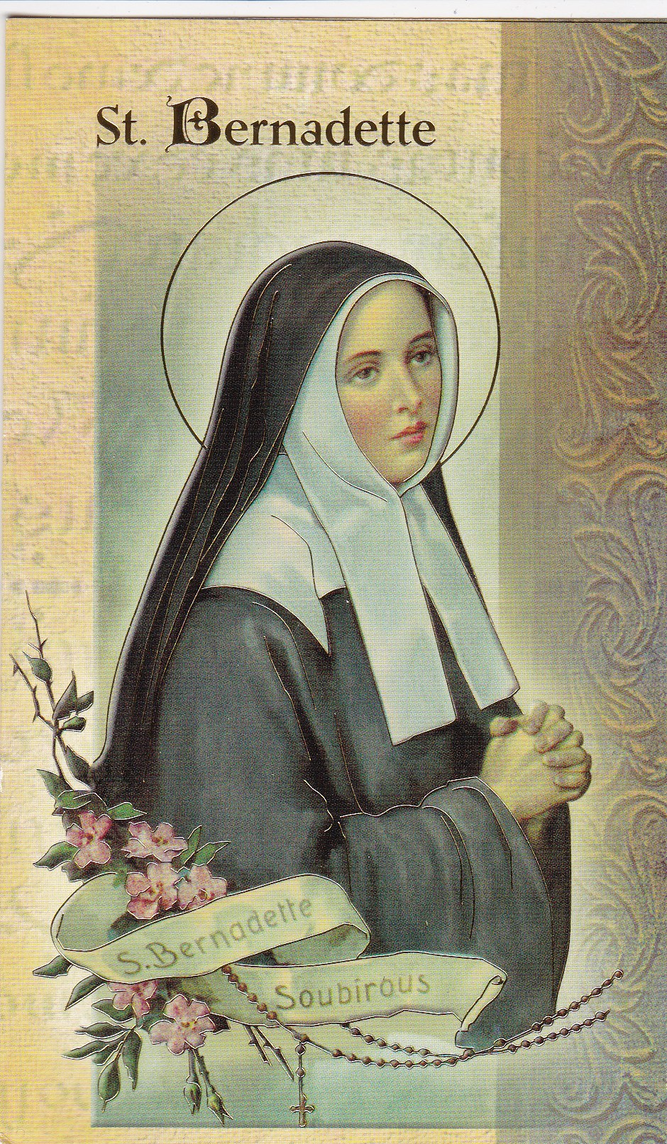 Image for St. Bernadette