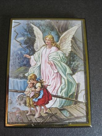 Image for Guardian Angel Magnetic Frame/Easel