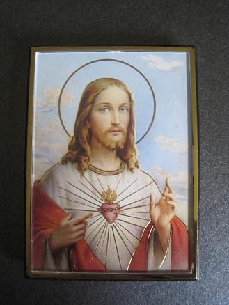 Image for Sacred Heart of Jesus Magnetic Frame/Easel