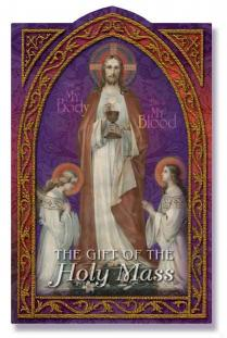 Image for Mass Offering Holy Card
