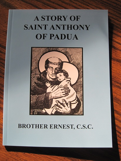 Image for A Story of Saint Anthony of Padua