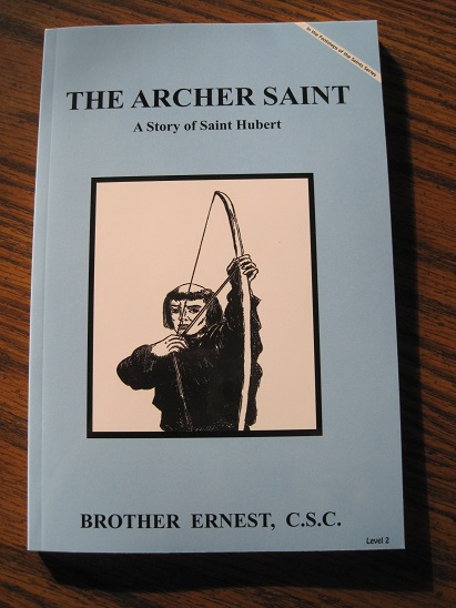 Image for The Archers Saint - A Story of Saint Hubert