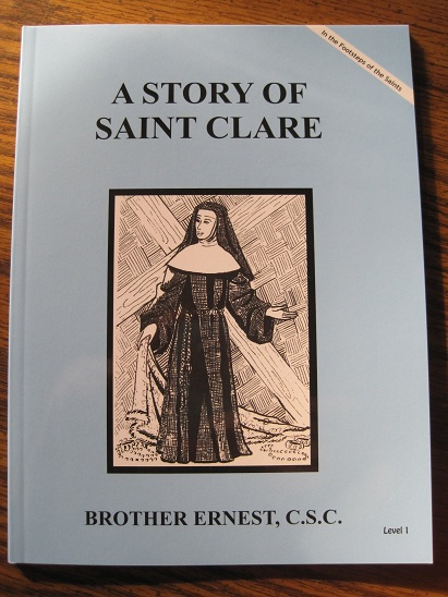 Image for A Story of Saint Clare