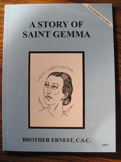 Image for A Story of Saint Gemma