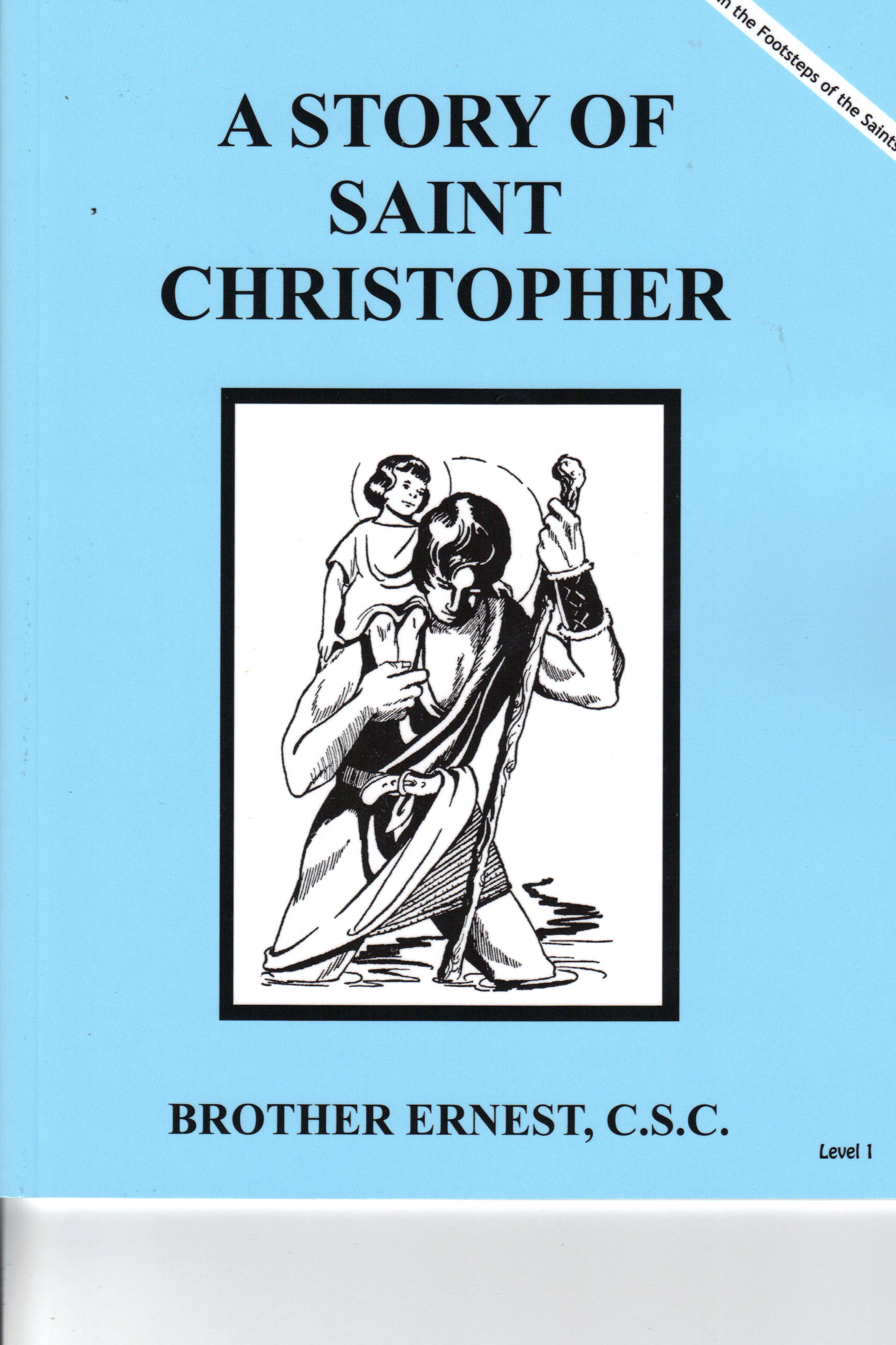 Image for A story Of Saint Christopher