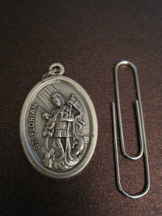 Image for St. Florian Medal