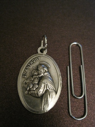 Image for St. Anthony Medal
