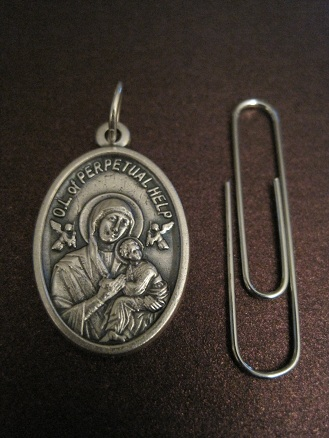 Image for Our Lady of Perpetual Help Medal