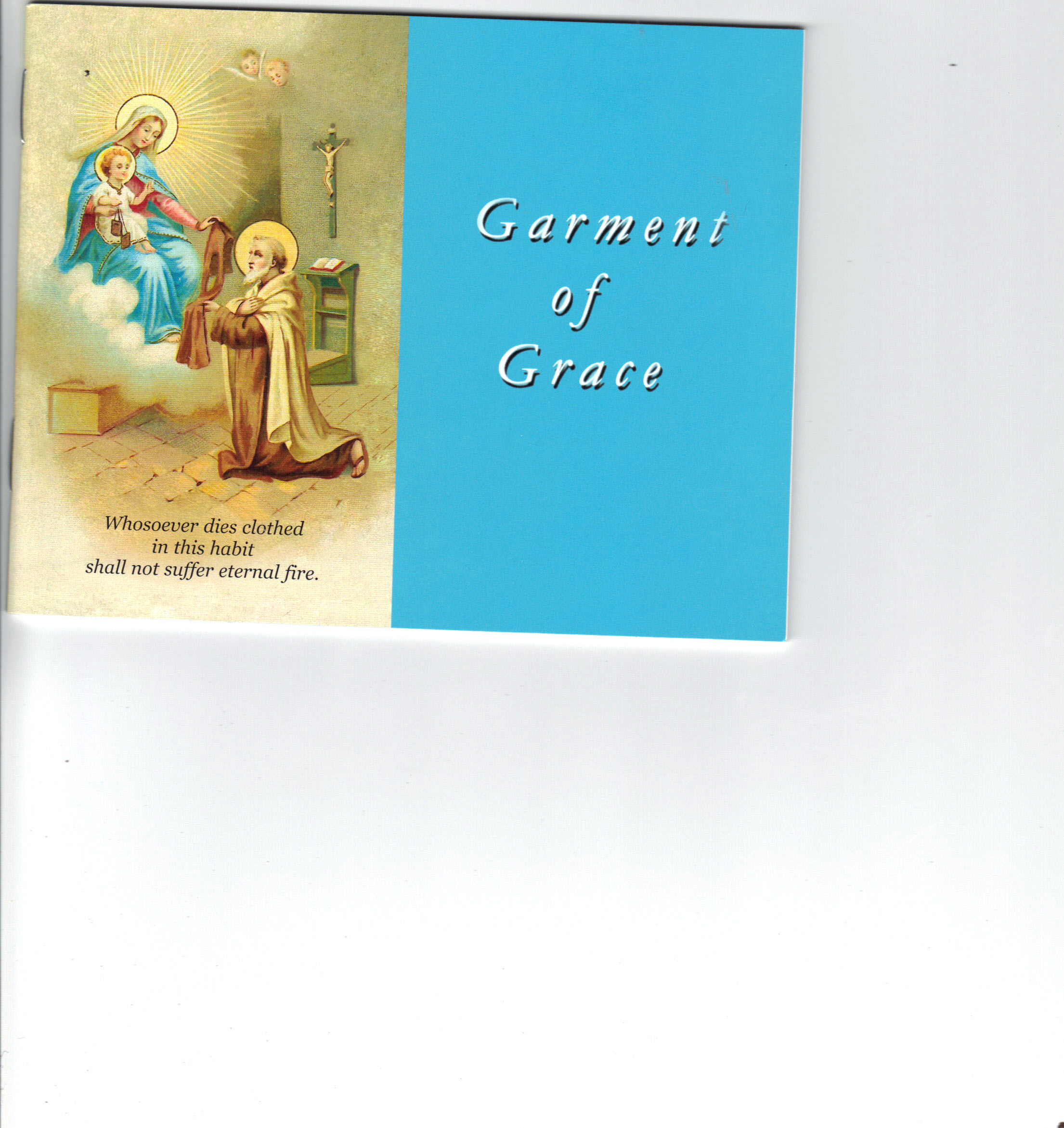 Image for Garment of Grace