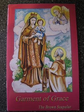 Image for Garment of Grace : The Brown Scapular