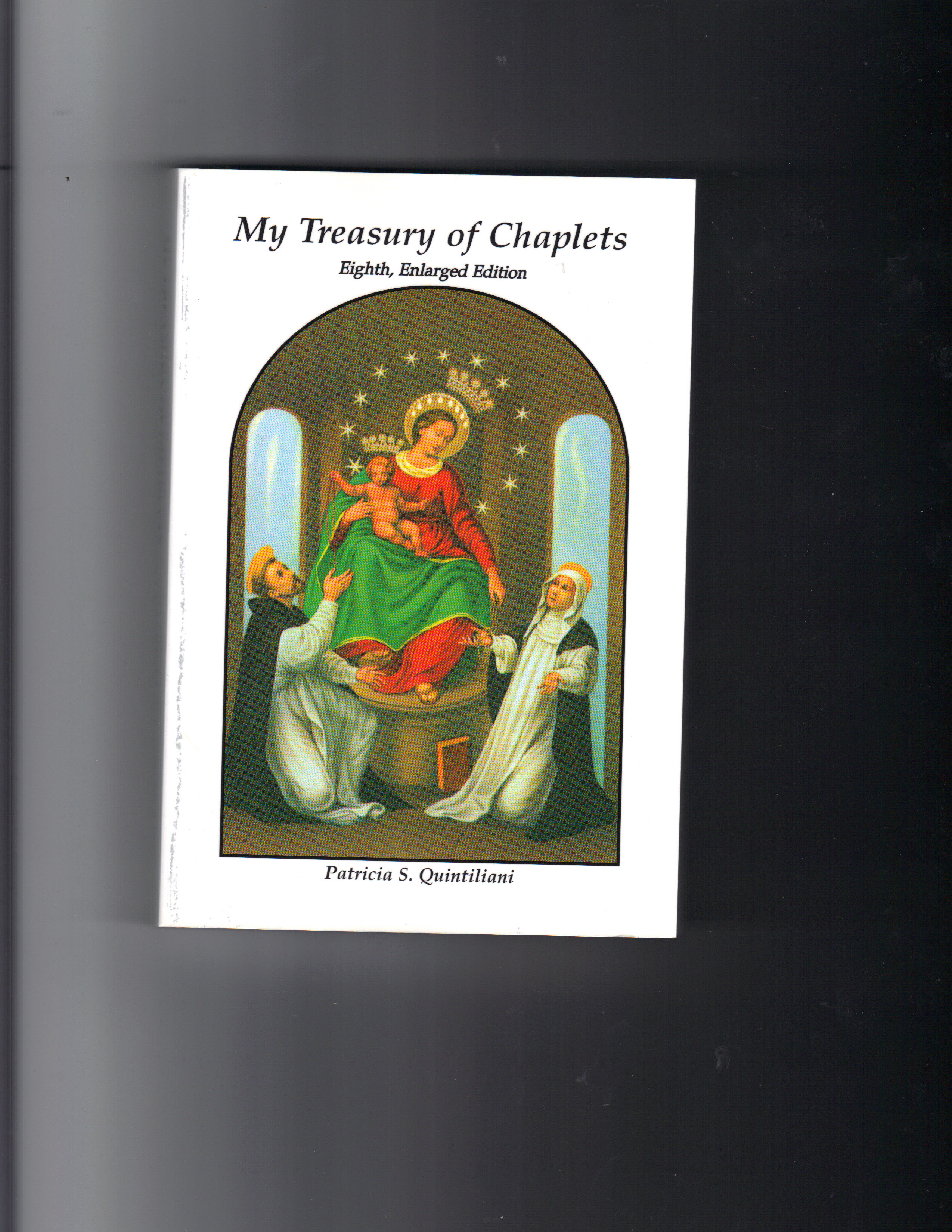Image for My Treasury of Chaplets 8th Enlarged Edition