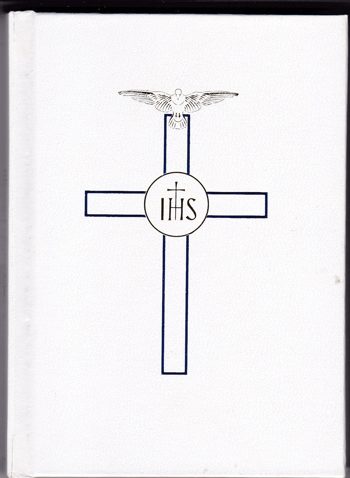 Image for Blessed Trinity Missal-white
