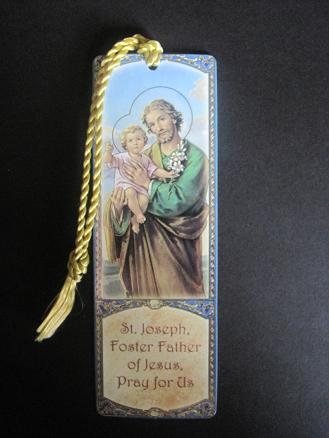 Image for St. Joseph Bookmark