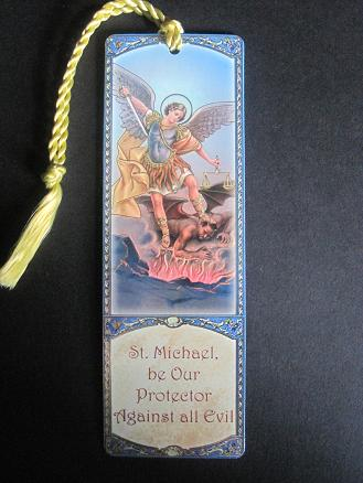Image for St. Michael Bookmark