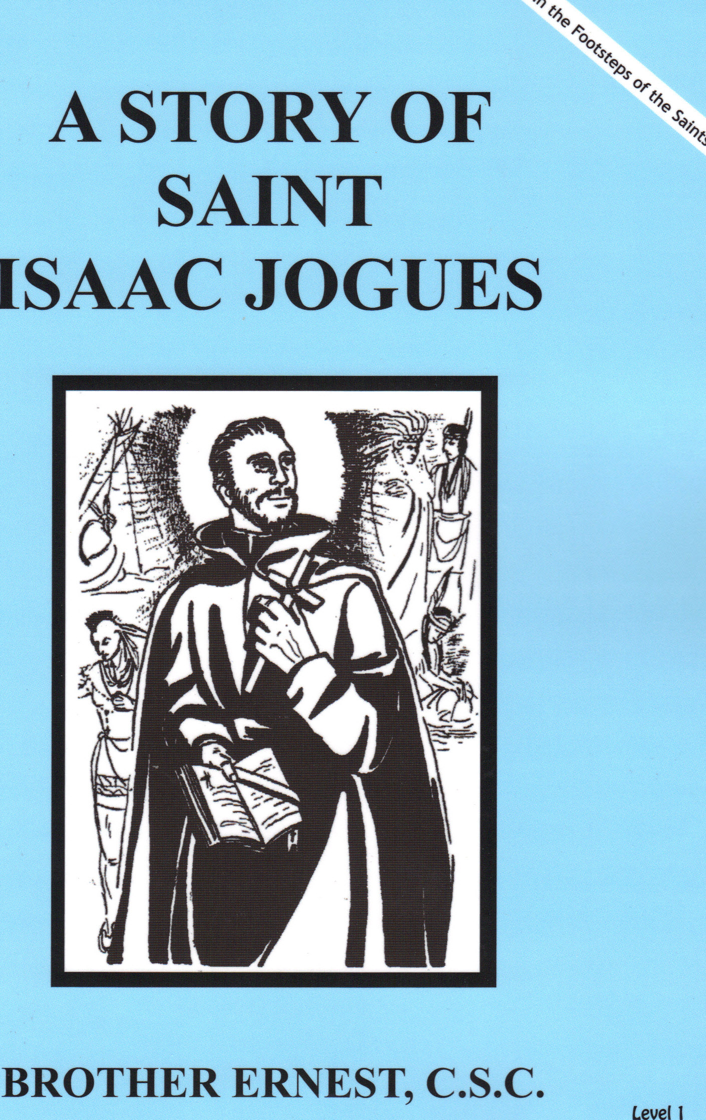 Image for A Story of Saint Isaac Jogues