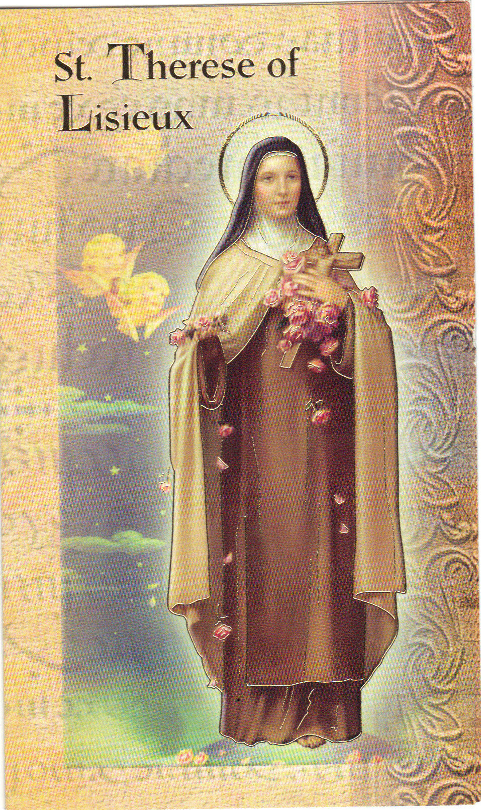 Image for St Therese of Lisieux