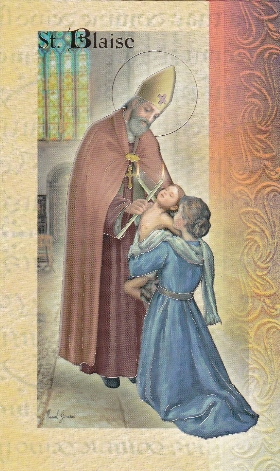 Image for St. Blaise