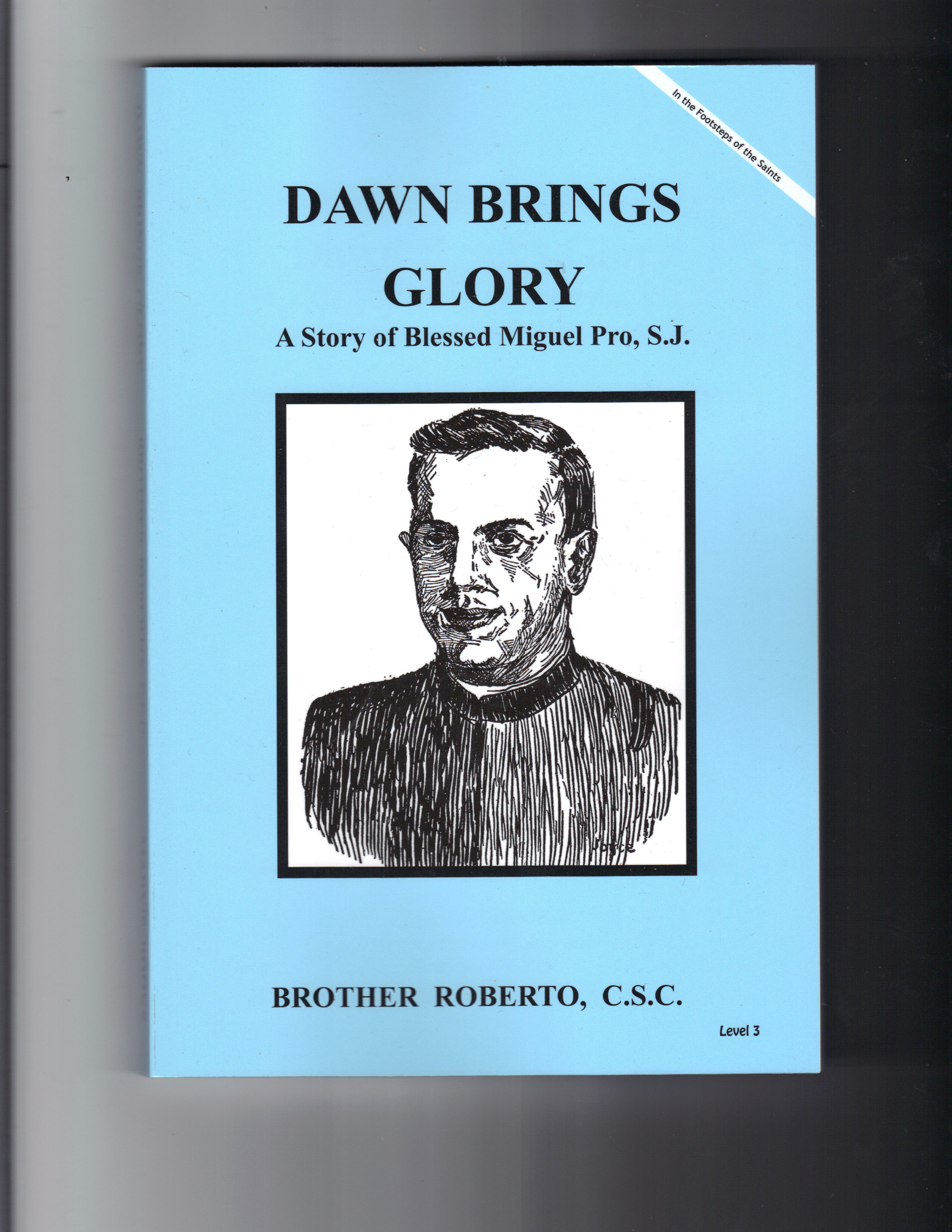 Image for Dawn Brings Glory - A Story Of Blessed Miguel Pro, S.J.