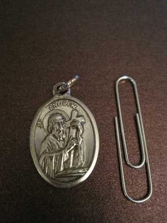 Image for St. Andrew Medal