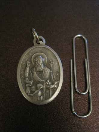 Image for St. Nicholas Medal