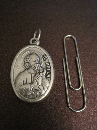Image for St. Peter Medal
