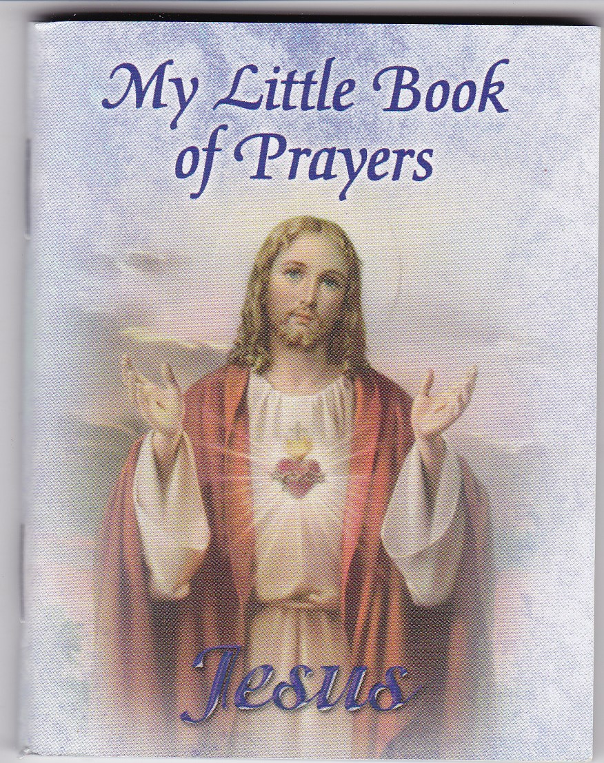 Image for My Little Book of Prayers- Jesus