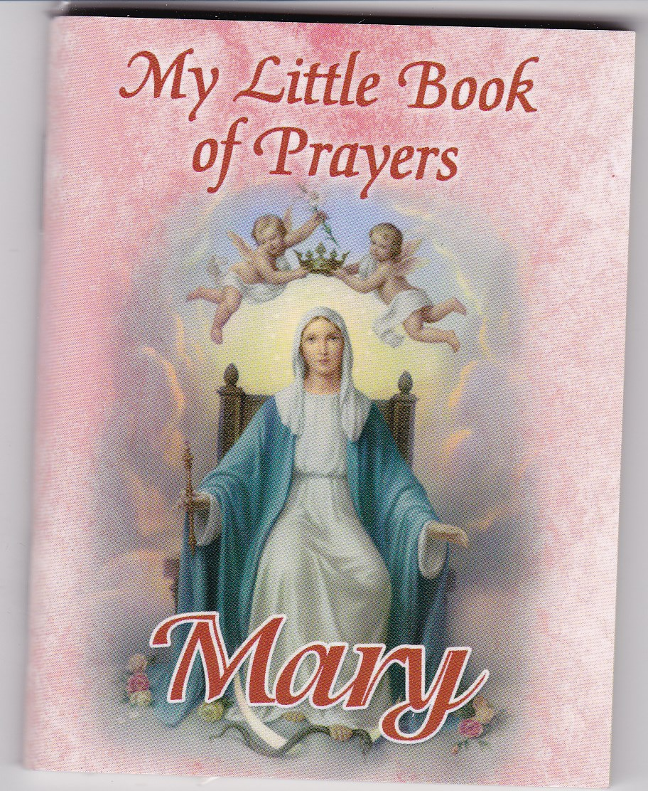 Image for My little Book of Prayers-Mary
