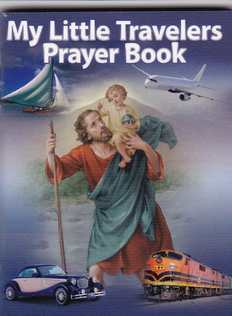 Image for My Little Travelers Prayer Book