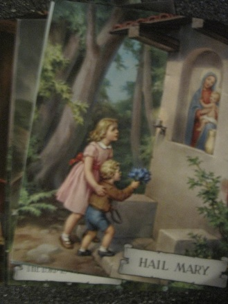 Image for The Hail Mary Poster Print