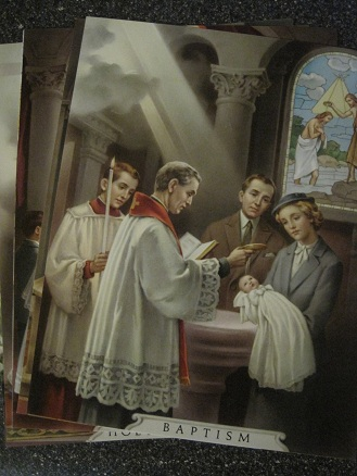 Image for The Seven Sacraments Poster Print