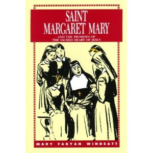 Image for Saint Margaret Mary and the Promises of the Sacred Heart of Jesus