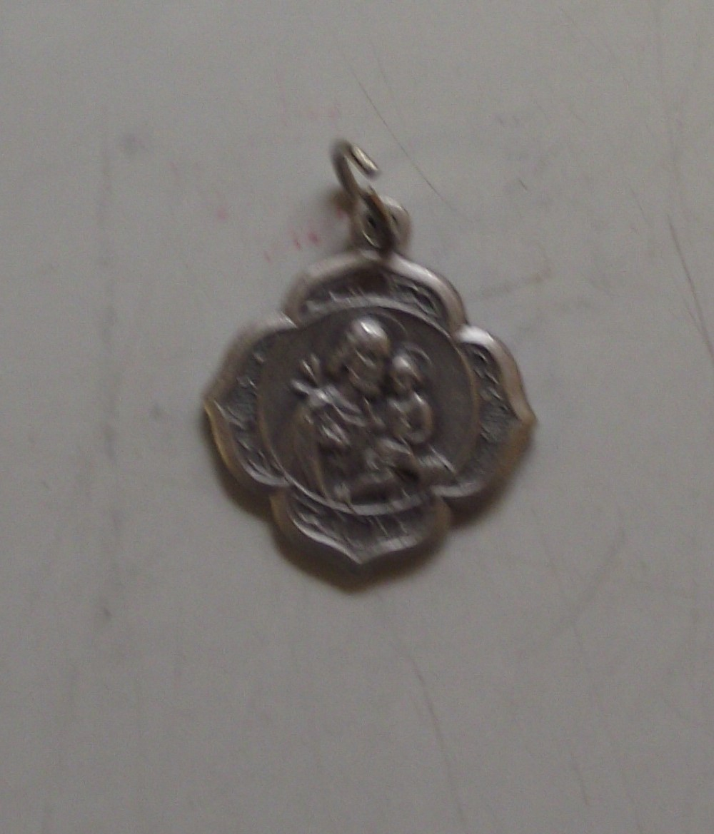 Image for St Joseph medal